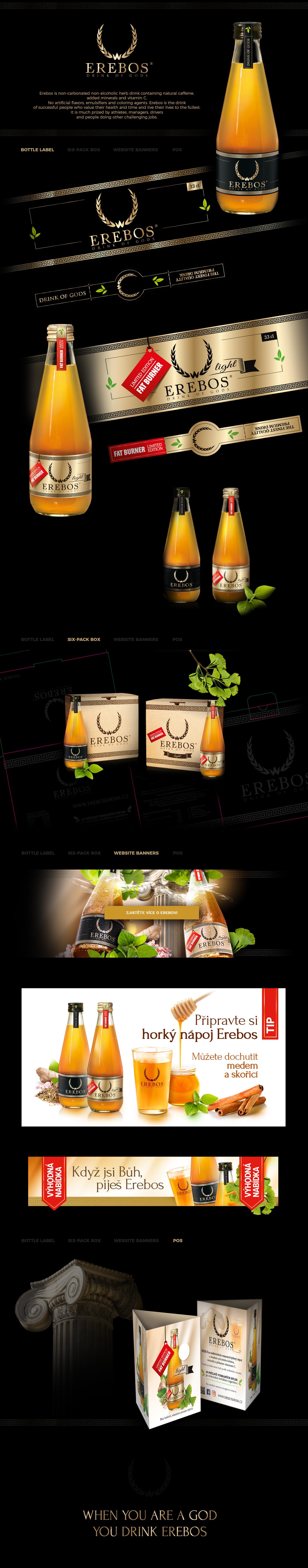 Erebos energetický nápoj