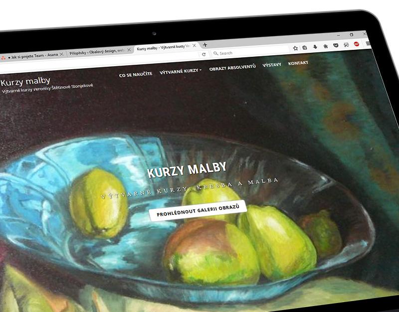 Webovky na WordPressu